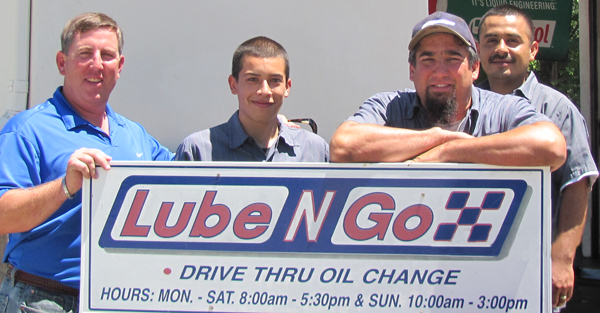 Lube N Go >> Oil Change Brakes Transmission Smog Lube N Go Your Central
