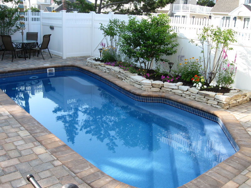 Viking pools home builder construction new homes for Viking pools